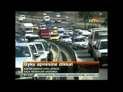 Op.Dr.Süreyya Şeneldir - Uyku Apnesi Trafik Kazalarına Yol Açabilir! ( Ntv Haber)
