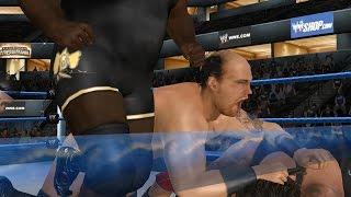 [60 FPS] Dolphin Emulator 4.0-7472 | WWE SmackDown vs. Raw 2010 [1080p HD] | Nintendo Wii