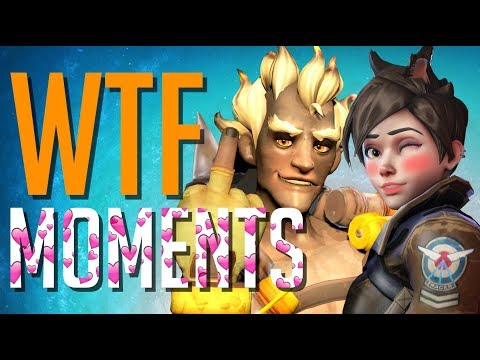 OVERWATCH FUNNY MOMENTS #87 ROMANTIC JUNKRAT