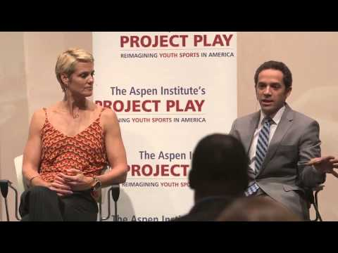 """""""The Sports Gene,"""" A Conversation with Author David Epstein and Olympic Medalist Dara Torres"""