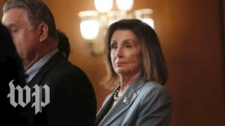 Watch: Pelosi statement on formal impeachment inquiry