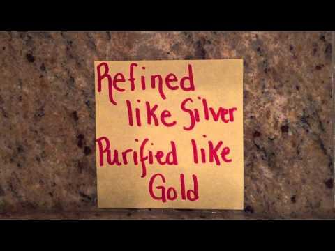 Refined Like Silver Purified Like Gold