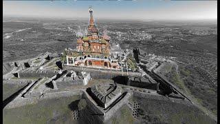 Главная тайна Москвы.Чужая крепость Звезда