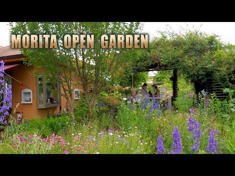 TOKYO【Private Residence】MORITA OPEN GARDEN Dedicated To Her Late Husband. Ms. Mitsue Morita Gardens.