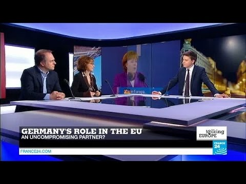 Germany's role in the EU: An uncompromising partner?