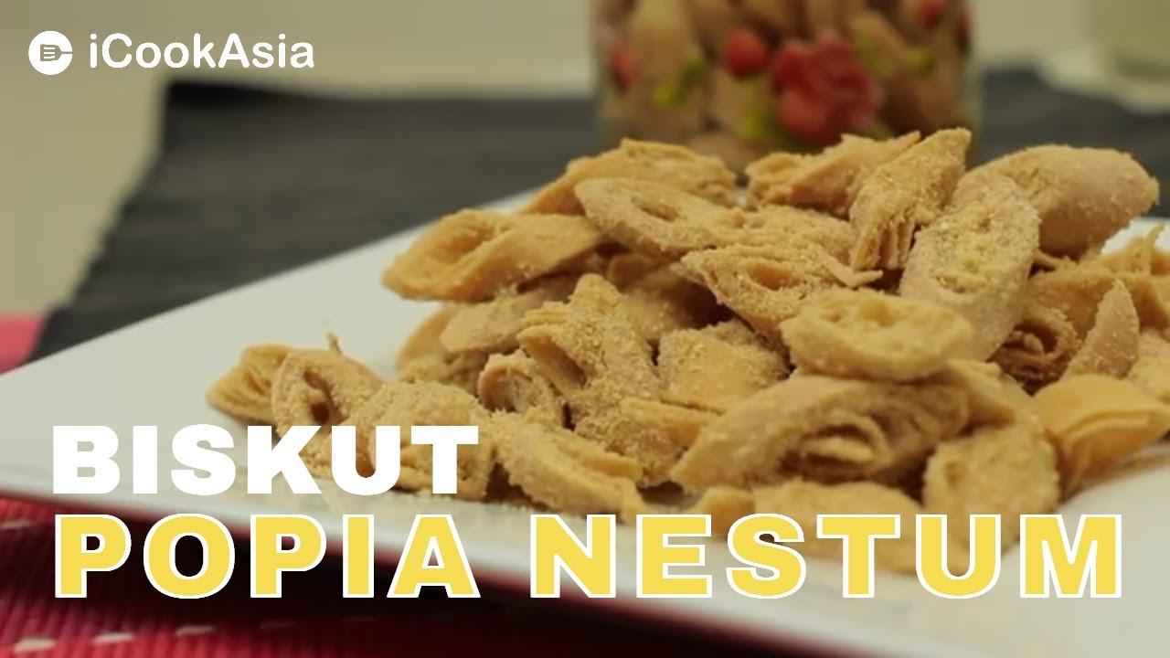 Resepi Popia Nestum Try Masak Icookasia Biskut Raya By