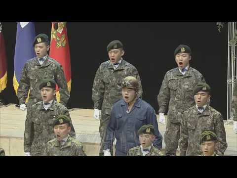 "South Korean Patriotic Song - ""My Fatherland"" (나의 조국) [ROKA 21st Infantry Division]"