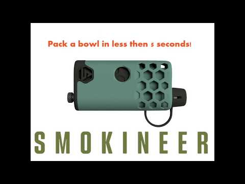 Smokineer Nomad How To: Packing - Cross Section Rendering