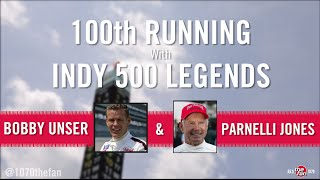 The 2 Oldest Living Indy 500 Winners - What the 100th Running Means to Them - #Indy500