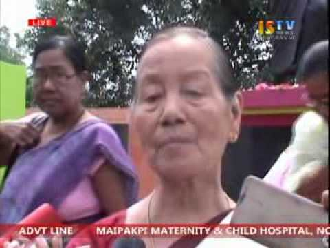 28th May 2016 3pm ISTV Manipuri News