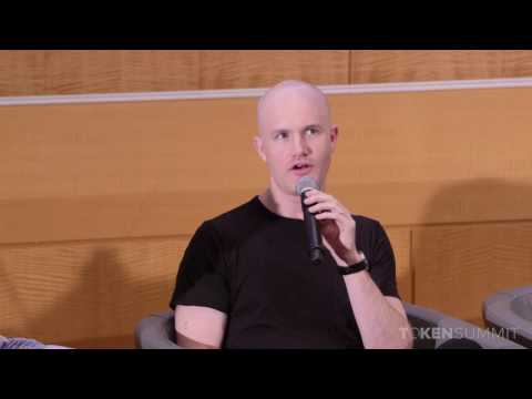 "Token Summit I - Digital Currency's ""Netscape Moment"" with Brian Armstrong, Coinbase CEO"