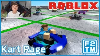 Roblox Kart Rage (Beta) | G-Rated Family Gaming Joins The Game!!!