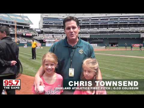 Chris Townsend 1st Pitch 7-20-2014