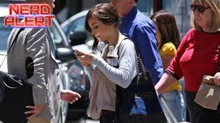 Texting While Walking Could Land You in Jail
