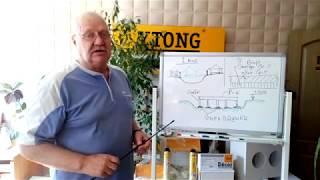 Урок №25 Столбчатый фундамент для участков в низинах и для участков с насыпными грунтами