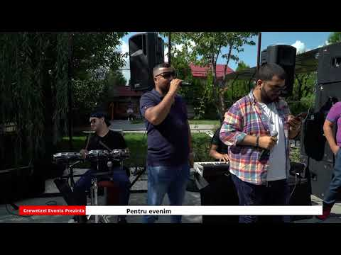 Cristi Mega - Striga lumea dupa mine sefule Live 2018 @ Nunta Leonard & Bianca
