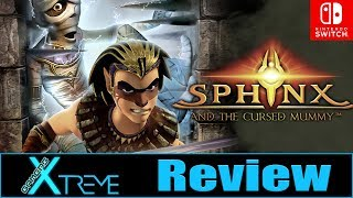 Sphinx and the Cursed Mummy - Switch Review | Gamers Xtreme