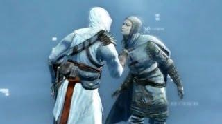 Altair Meets Maria Thorpe, His Future Lover: Killing Robert de Sable - Funeral  (Assassin's Creed 1)