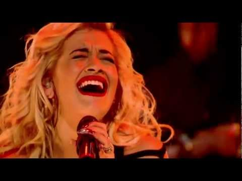 Rita Ora - Shine Your Light (Live At MTV)