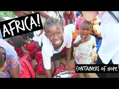My Trip To Liberia, Africa!!
