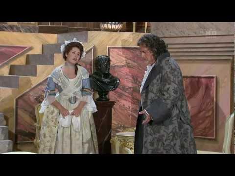 (HD) Pergolesi: La Serva Padrona, Intermezzo In Two Parts | Diego Fasolis & Barocchisti