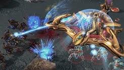 Neeb (P) v Serral (Z) on  Catalyst - StarCraft 2 - 2020