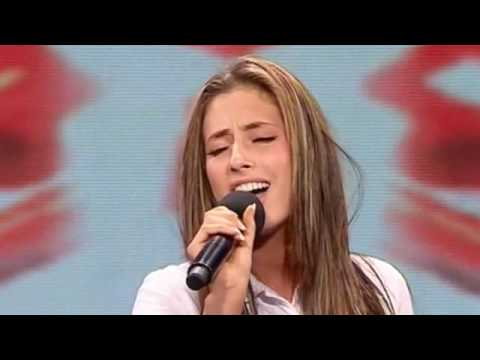 Stacey Soloman  X Factor 2009 Auditions 1
