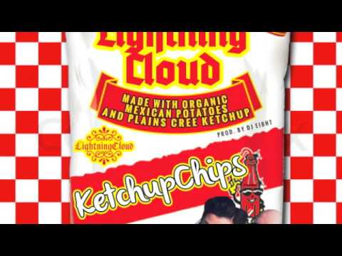 Ketchup chips (produced by Greg Leonti)