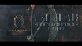 LOSTTHREADS - Desperate Times Desperate Measures by Underoath (COVER)