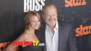 Kelsey Grammer at BOSS Premiere Arrivals - STARZ New TV Series