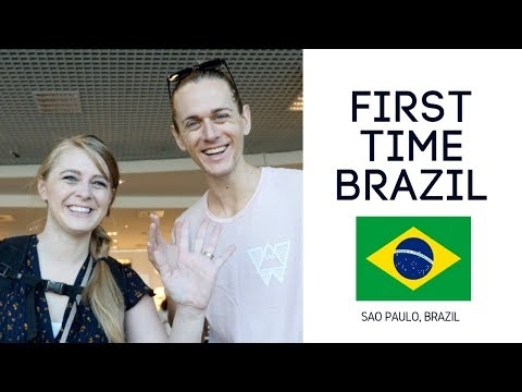 Americans First Time Flying To Brazil! (best E-visa Brazil Process)