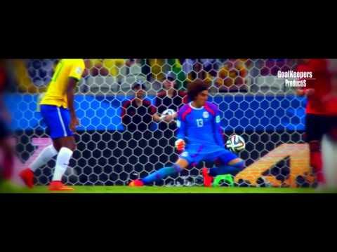 •Guillermo Ochoa Best Saves World Cup 2014 •