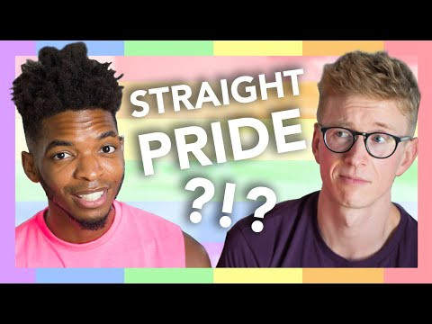 BuT WHy IS THeRE NO STrAiGhT PRiDe?! (ft. Kingsley)