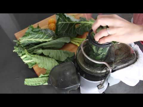 How to Make Fresh Pressed Juice - 2 Ways!