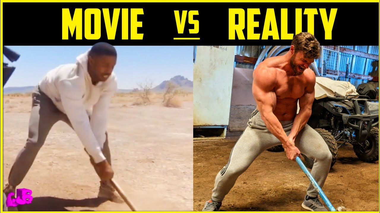 Download Can We Survive Michael B Jordan's CREED MONTAGE? | Movie Vs Reality