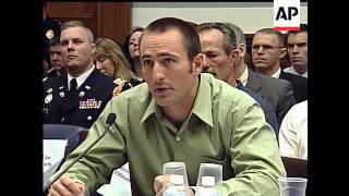 Pat Tillman's brother, Kevin, charged the military with 'intentional falsehoods that meet the legal