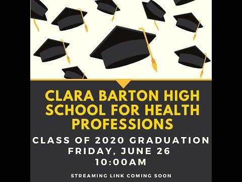 Clara Barton High School Graduation Ceremony 2020????????????????????????????????????????????????