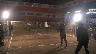 কুড়িগ্রামে শুরু হয়েছে ২২ দিনব্যাপী প্রগতি ওপেন ব্যাডমিন্টন প্রতিযোগিতা | Badminton | Somoy TV