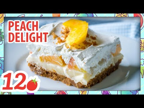 How to Make: Peach Delight