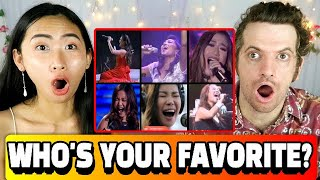 PHILIPPINES - The LAND of GREATEST SINGERS & BELTERS in the World!!! | REACTION