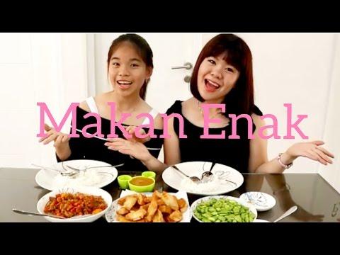 makan pete vs cowok rakus + sambal matah extra pedas & siomay goreng