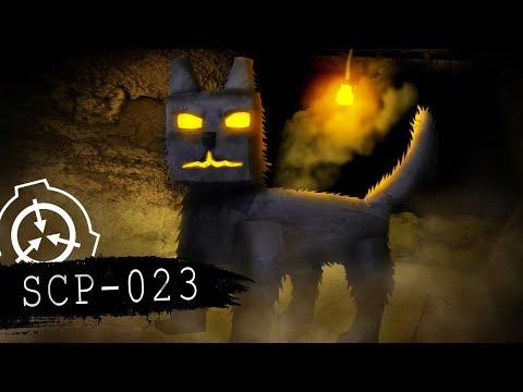 """BLACK SHUCK"" SCP-023 | Minecraft SCP Foundation"