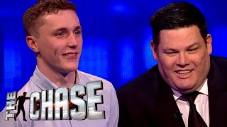 The Chase | Harry Wins Against The Beast!