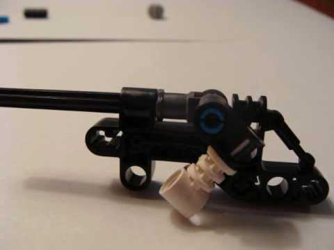 how to build bionicle guns
