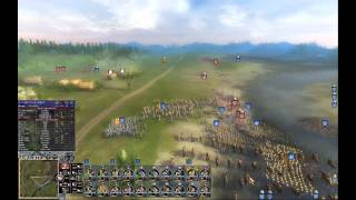 Real Warfare 1242: Marchfeld battle German vs Bohemian