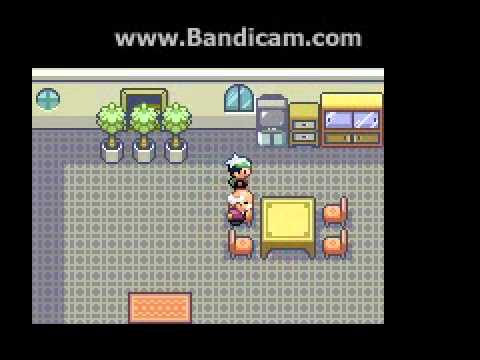 How To Get To Navel Rock In Pokemon Emerald