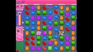 How to beat Candy Crush Saga Level 402 - 2 Stars - No Boosters - 173,560pts