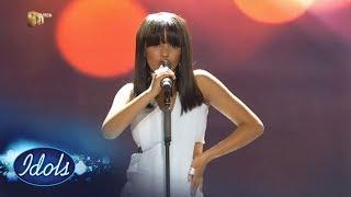Top 10 Performance Paxton hits all the right notes  Idols SA Season 13
