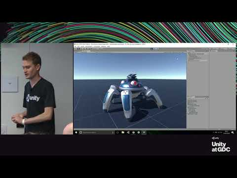 Unity at GDC - Shader Graph Introduction