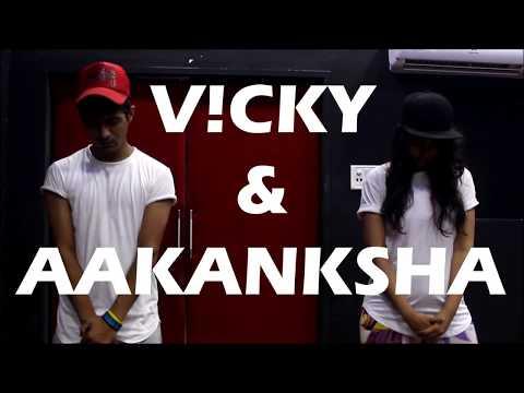 Badshah Mercy Zumba dance fitness choreography I Vicky & Aakanksha I #DoTheMercyDrop